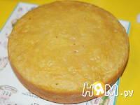 Приготовление мандаринового торта: шаг 11