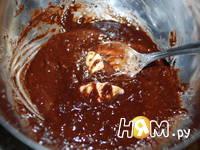 Приготовление мандаринового торта: шаг 15