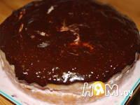 Приготовление мандаринового торта: шаг 17