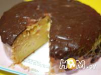 Приготовление мандаринового торта: шаг 18