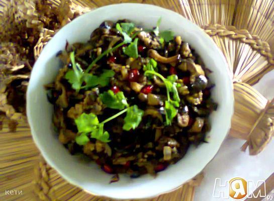 Рецепт Баклажаны со специями
