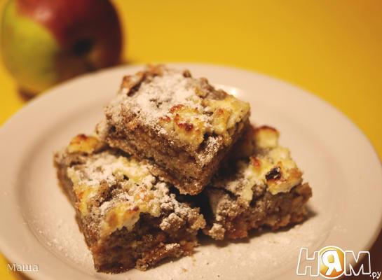 Рецепт Венгерский яблочный пирог