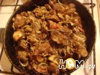 Приготовление куриной печени Форрестер: шаг 9