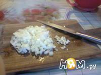 Приготовление спагетти с соусом: шаг 2