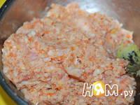 Приготовление картофельно-мясных котлет: шаг 6