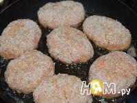 Приготовление картофельно-мясных котлет: шаг 8