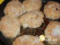 Приготовление картофельно-мясных котлет: шаг 9