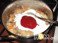 Приготовление поджарки свиной : шаг 5