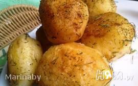 Картофель Шато