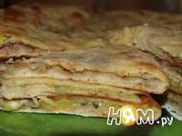 Приготовление осетинских пирогов: шаг 20