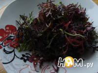 Приготовление салата Дамская закуска: шаг 1