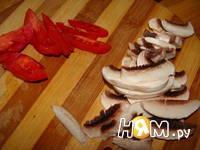 Приготовление салата Дамская закуска: шаг 2