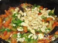 Приготовление рагу с кешью и мини-морковью: шаг 4