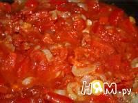 Приготовление паприкаша с красным перцем: шаг 4