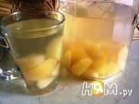 Приготовление компота из яблок: шаг 5