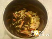 Приготовление чай с яблочной кожурой: шаг 3