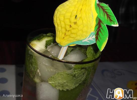 Безалкогольный мохито