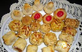 Печенье ( panellets )