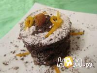 Приготовление брауни с миндалем и апельсиновой ноткой: шаг 14