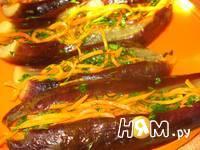 Приготовление баклажанов закусочных: шаг 3