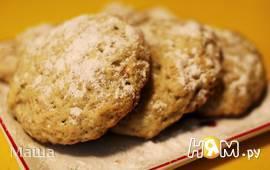 Печенье из овсяной каши