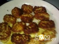 Приготовление кнедли картофельно - мясных: шаг 6