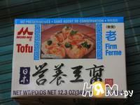 Приготовление крема из тофу с печеной грушей: шаг 1