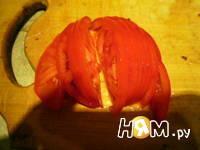 Приготовление семги запеченной в фольге: шаг 5