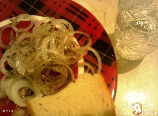 Рецепт Закуска к водочке