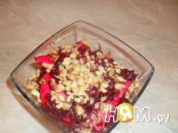 Приготовление десерта Витаминка: шаг 6