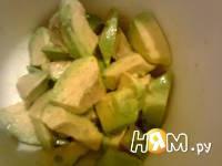 Приготовление паштета из куриной печени с авокадо: шаг 2
