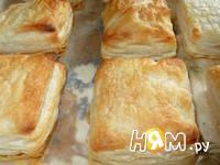 Приготовление пирожного Мини-наполеончики: шаг 3