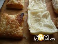 Приготовление пирожного Мини-наполеончики: шаг 4