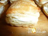 Приготовление пирожного Мини-наполеончики: шаг 7