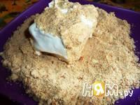 Приготовление пирожного Мини-наполеончики: шаг 11