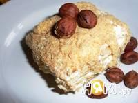 Приготовление пирожного Мини-наполеончики: шаг 13