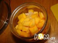 Приготовление тыквы маринованной: шаг 2