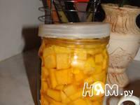 Приготовление тыквы маринованной: шаг 3