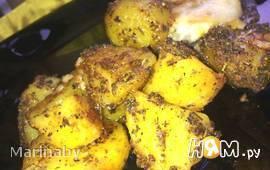 Картофель по-польски