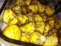Приготовление картофеля запеченного в духовке: шаг 8