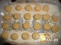 Приготовление домашнего песочного печенья: шаг 6