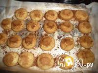 Приготовление домашнего песочного печенья: шаг 7