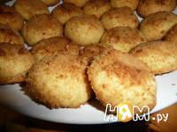 Приготовление домашнего песочного печенья: шаг 8
