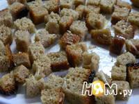 Приготовление салата мясного с фасолью: шаг 1
