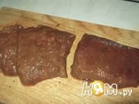 Приготовление печени запеченной: шаг 1