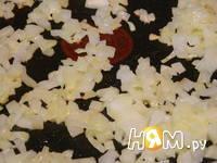Приготовление блинчиков с грибами: шаг 1