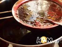 Приготовление киселя ягодного: шаг 2