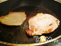 Приготовление свиного стейка: шаг 5