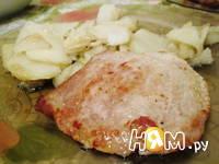 Приготовление свиного стейка: шаг 6