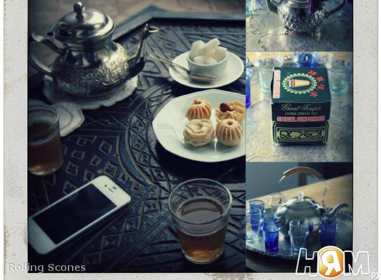 Рецепт Марокканский мятный чай